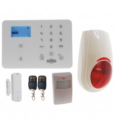 KP9 3G or GSM Alarm Kit A Plus