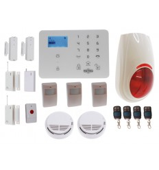 KP9 3G GSM Wireless Burglar Alarm Homekit Plus