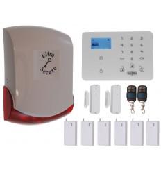 KP9 3G GSM Wireless Burglar Alarm Kit G Pro