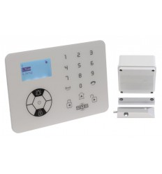 KP9 Bells Only Wireless Gate Alarm Kit