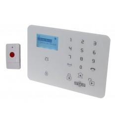 KP9 GSM Wireless Panic Alarm System