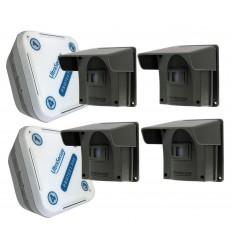 Protect-800 Driveway Alert Wireless Multi Plus Kit
