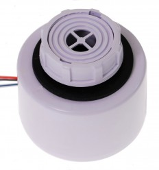 Adjustable White Siren (front panel mounting)