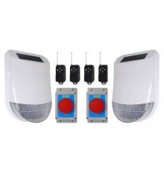 HY Wireless Yard Panic Alarm 3