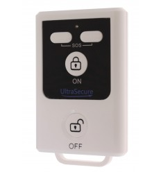 BT Remote Control with Panic Button function for use with the UltraDIAL GSM Alarm