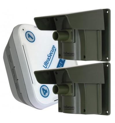 Protect-800 Long Range Wireless Driveway Alert Twin PIR Kit with Pencil Beam Lens