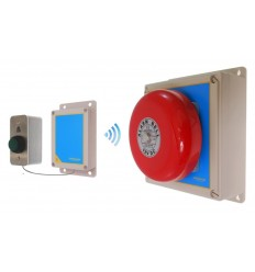 Long Range (900 metre) Wireless Warehouse Bell System