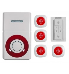 3G GSM Battery Ultralarm SOS Alarm