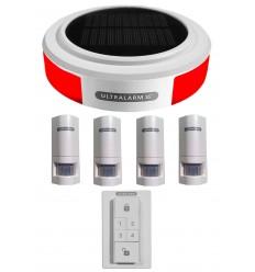 Solar Powered 3G GSM Ultralarm PIR Kit