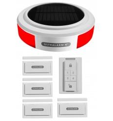 3G GSM Wireless Ultralarm Burglar Alarm Contact Alarm Kit