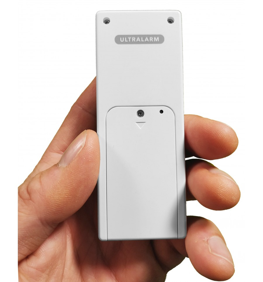 Wireless Battery Smoke Detector Monitor