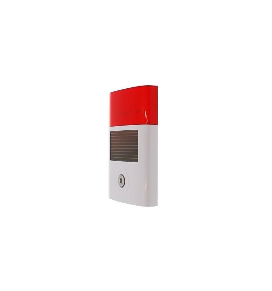 Solar Bt External Wireless Siren Bt Pir Alarms