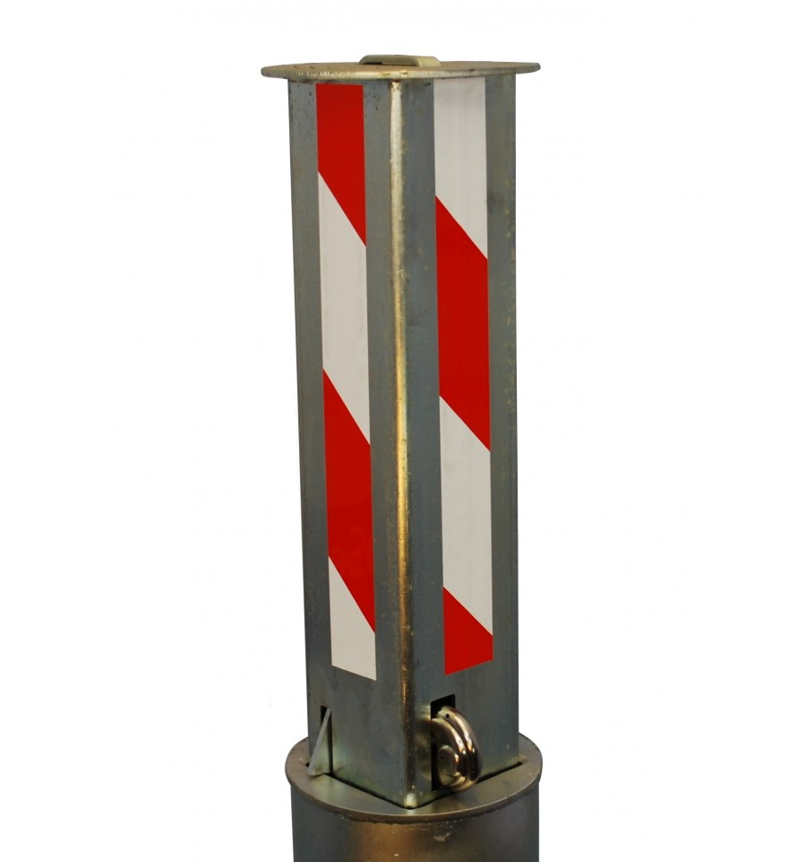 Keyed to Differ Please TP-80 Fully Telescopic Security Post