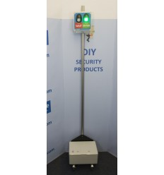 Portable Wireless Door Entry Control System