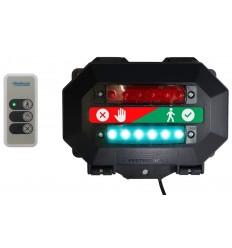 Wireless Entry Traffic Light Kit