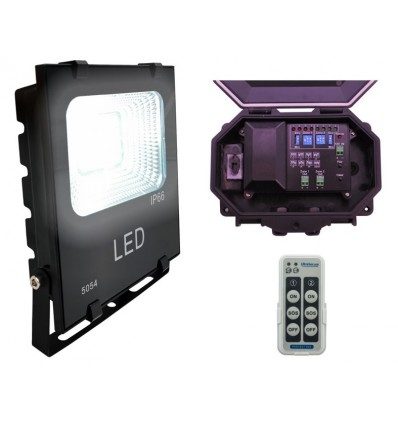 Protect 800 Outdoor Receiver with Security Flood Light