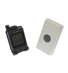 Wireless Portable Pager & Battery Powered Universal Transmitter