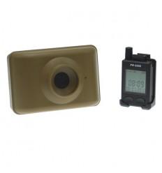 DCMT Wireless Driveway Alarm PIR & Portable Pager Kit
