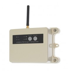 Signal Booster for the Solar Perimeter Alarms