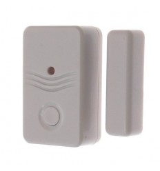 Wireless Door & Window Alarm Contact