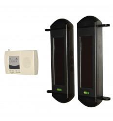 1B Solar Wireless Perimeter Alarm System